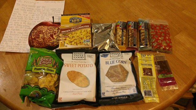 Goodies from Washington!